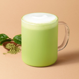 녹차라떼  (Green Tea Latte)